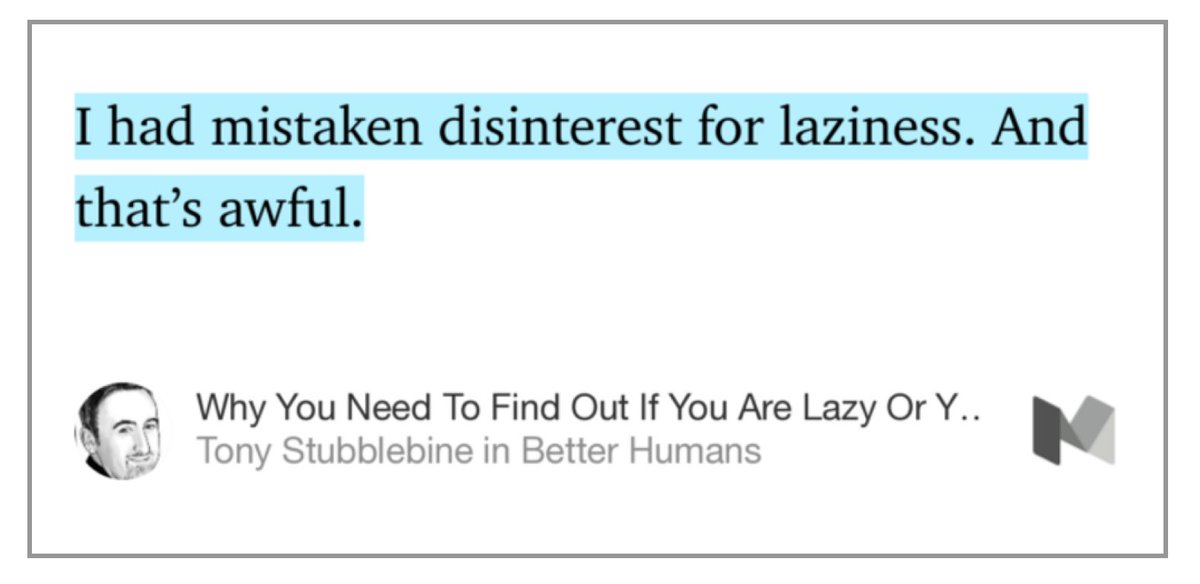Why You Need To Find Out If You Are Lazy Or You Are Disinterested https://t.co/LDKmR8BOdB https://t.co/Ri9mV2zE0g