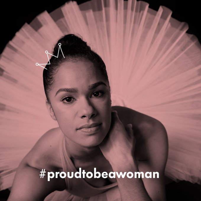 An example of passion and discipline - Misty Copeland Happy Birthday
