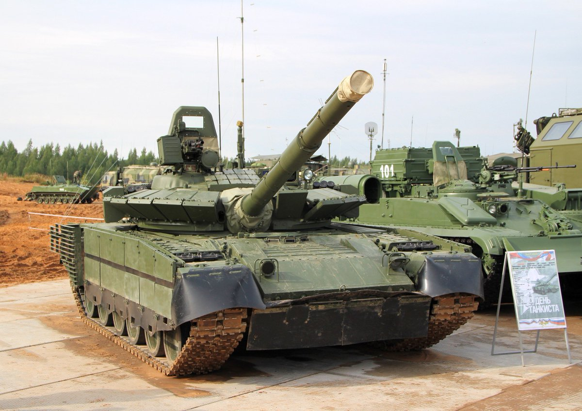 The T-80s future in the Russian Army - Page 7 DJT0tw-XgAAl5aB