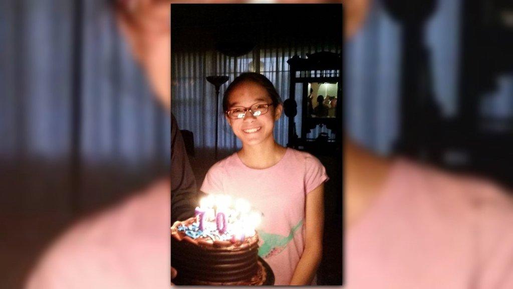 12 News On Twitter Police Year Old Phoenix Girl Missing After