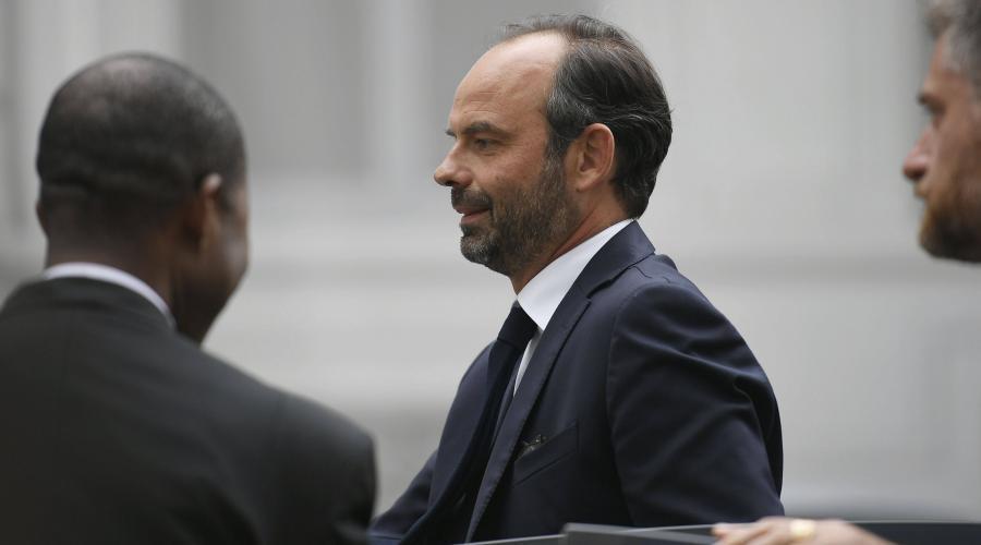 Édouard Philippe accueilli sous les huées et les sifflets à la foire de Pau https://t.co/b4vlpnf05y
