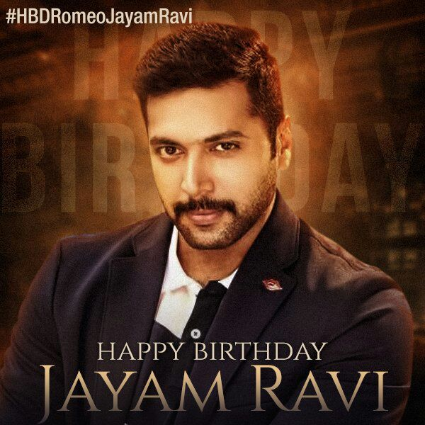 Happy Birthday ravi anna blessing....