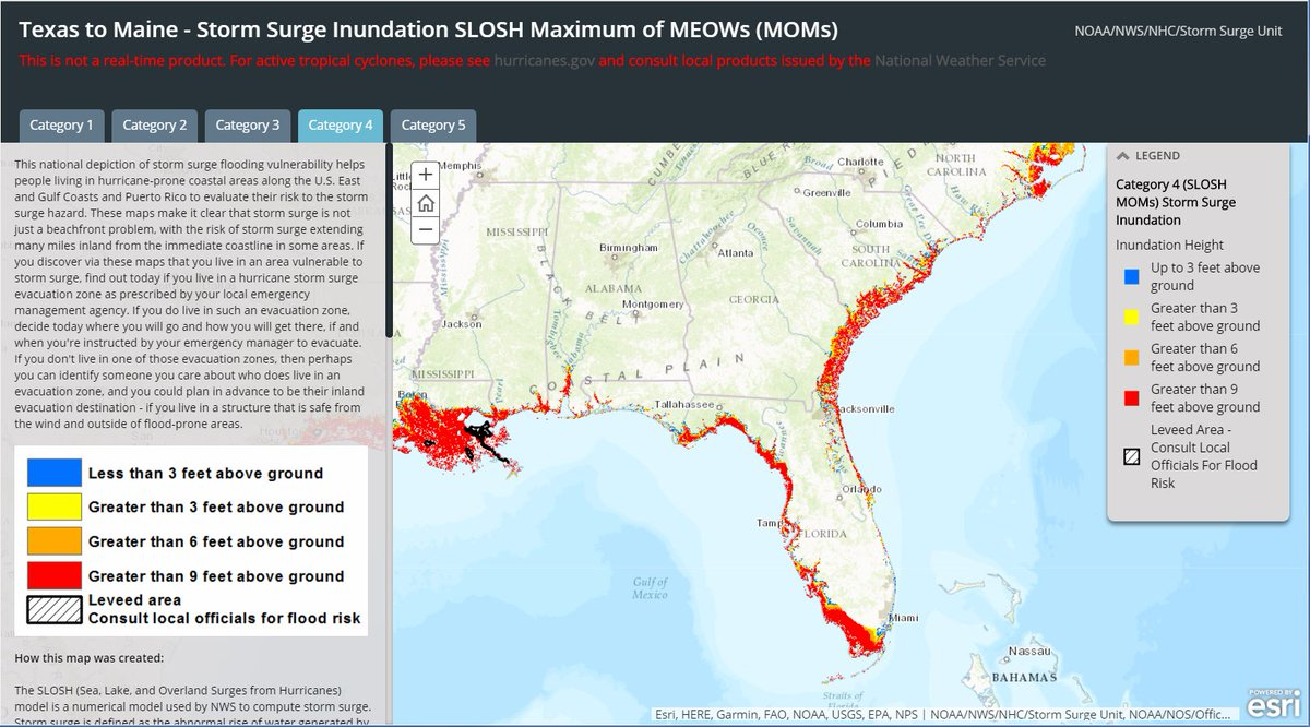 Esri story maps on twitter review the storm surge inundation model review the storm surge inundation model for your area on this story map series from noaa nwsnhc gumiabroncs Choice Image