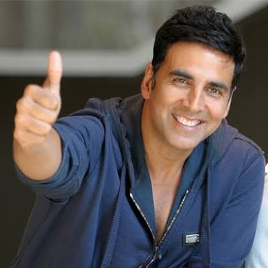 """Happy birthday to the good heart and a marvelous actor of the census \""""Akshay Kumar\""""sir God bless you sir"""