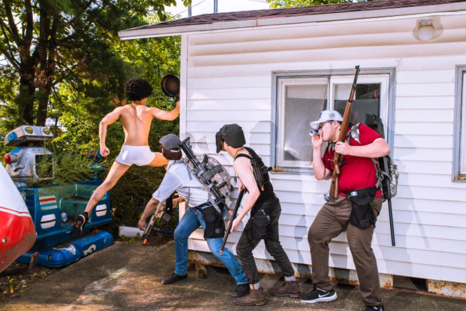 """OPSkins.com On Twitter: """"When Your #PUBG COSPLAY Is On"""