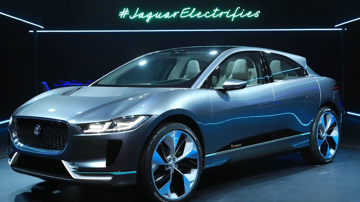 Jaguar Land Rover To Make Only Electric Or Hybrid Cars From 2020 Https Buff Ly 2escm5l Pic Twitter Ohevtr8t2v