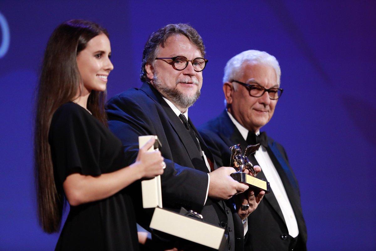 #BiennaleCinema2017 #Venezia74 #LeonedOro #MigliorFilm a THE SHAPE OF WATER Guillermo del Toro https://t.co/HmIpKOSpHD