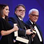 #BiennaleCinema2017 #Venezia74 #LeonedOro #MigliorFilm a THE SHAPE OF WATER Guillermo del Toro