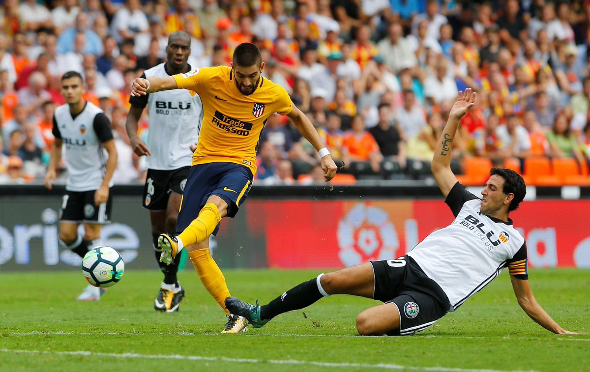Video: Valencia vs Atletico Madrid