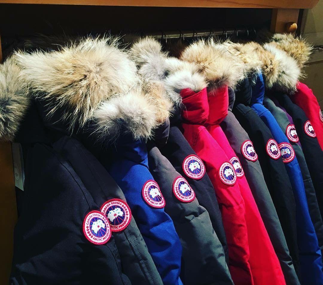 Goose jackets australia