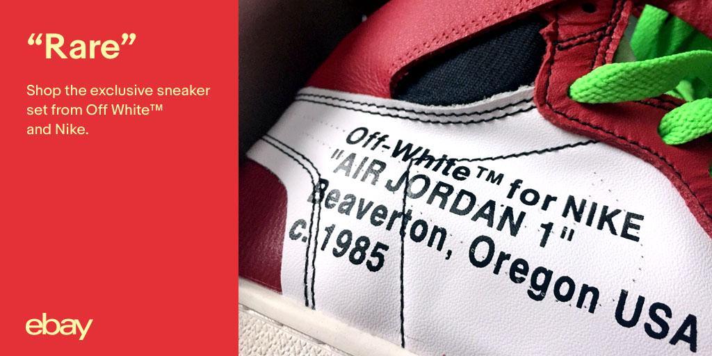 info for ef211 03917 ... NIKE 10 AIR JORDAN 1 High-top sneakers. 12 00 PM - 9 Sep 2017