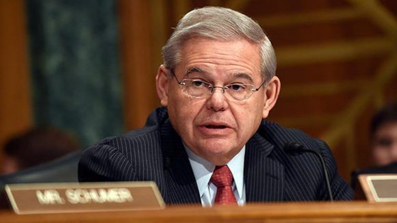 Former staffer confirms Democrat Bob Menendez used office for pay-for-play