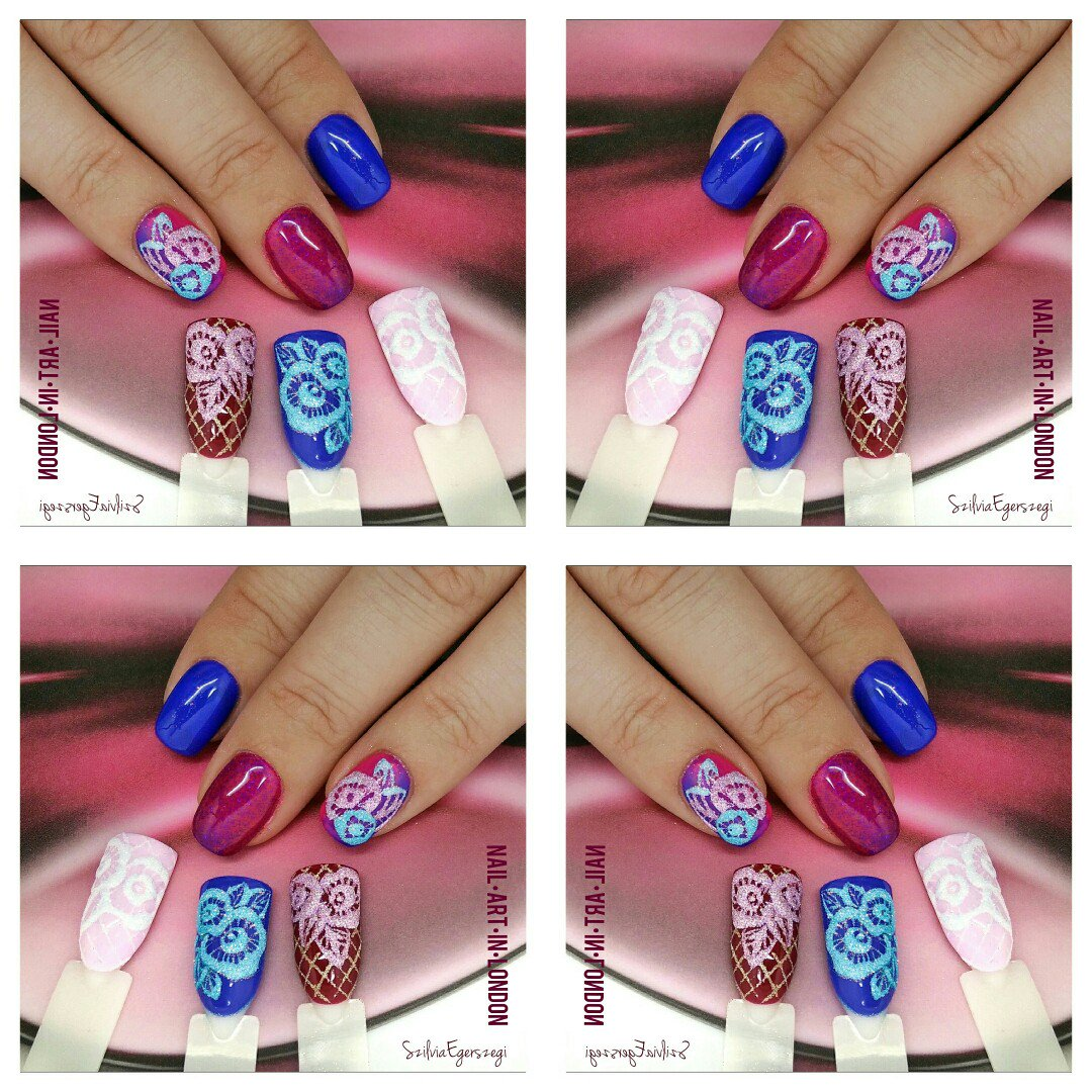 Nail Art In London Nailartinlondon Twitter