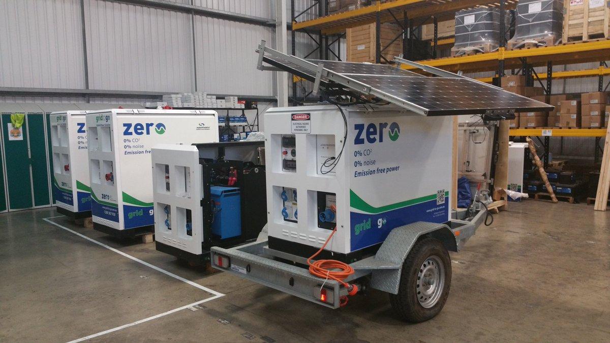 Solar generators in kenya