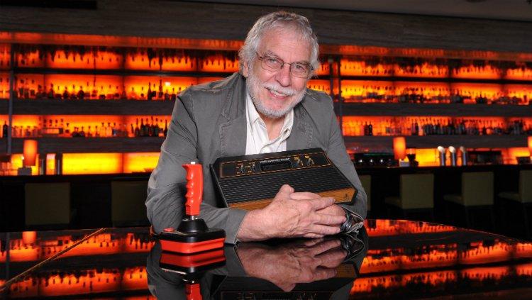 'Me arrependo até hoje de ter vendido a Atari', diz Nolan Bushnell:  https://t.co/WCPAasUVTR