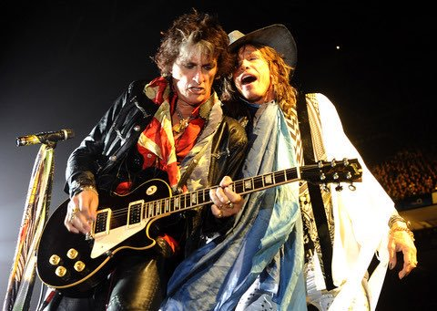 Happy Birthday!! JOE PERRY AEROSMITH