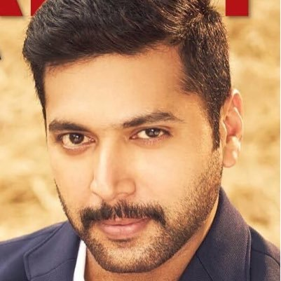 Happy birthday to you Jayam Ravi Garu...