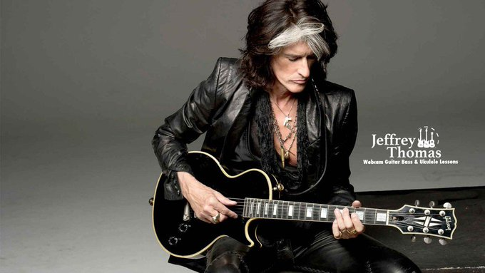 Happy Birthday to Joe Perry!