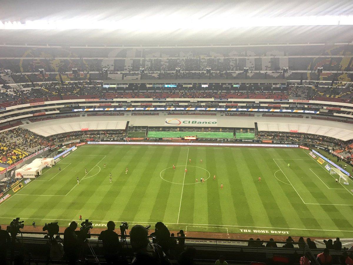 America vence 2-0 al Veracruz