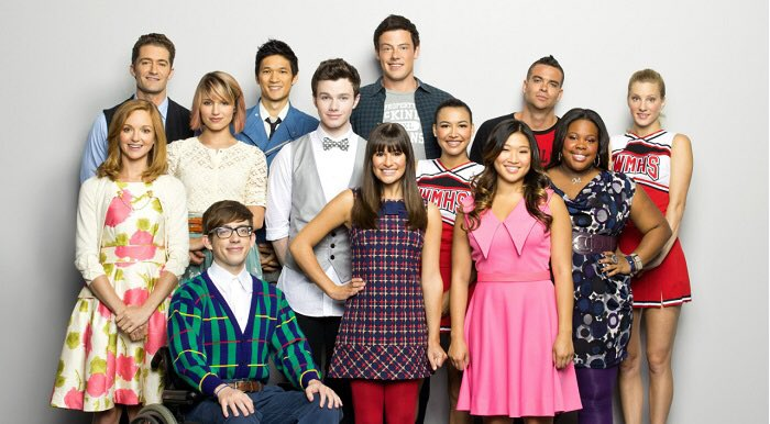 #8YearsOfGlee ~ What even is life? How c...