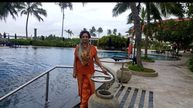 Happy birthday mom.. No plans of slowing down. She is super fit and rocking at 74.,, https://t.co/R7CBRbzmov
