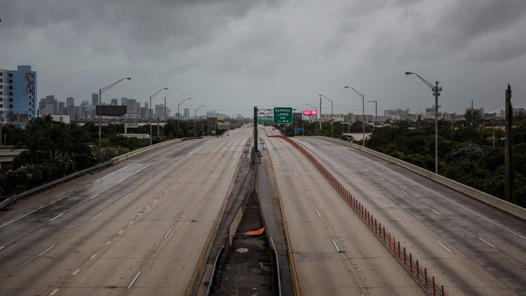 Miami turns into a ghost town after millions flee Hurricane Irma https://t.co/3BwR5rDEqk https://t.co/bHhdH55H9P