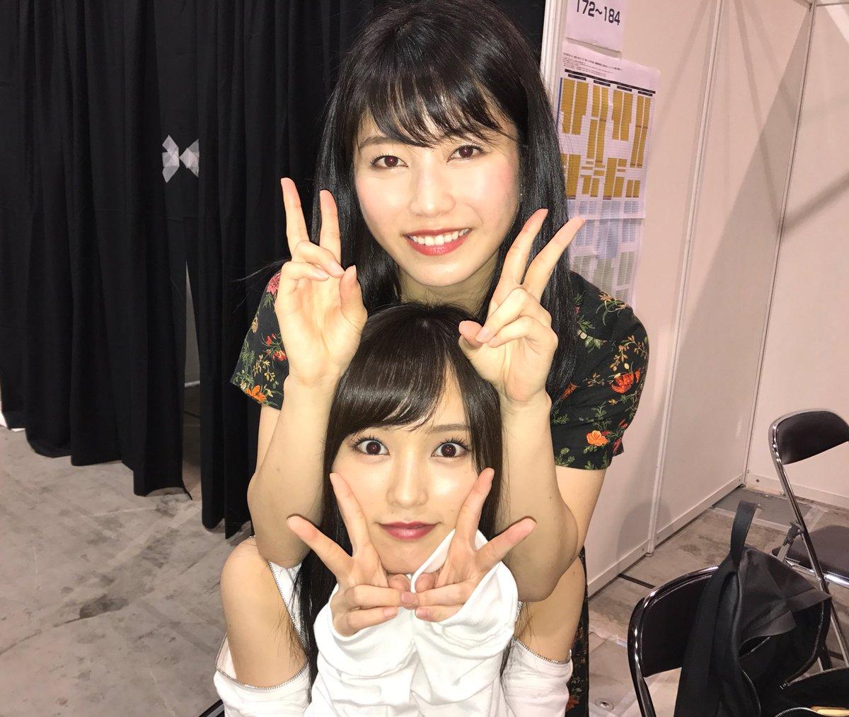 大阪握手会2日間ありがとうございました!!  大阪といえばさや姉(2日連続2回目)