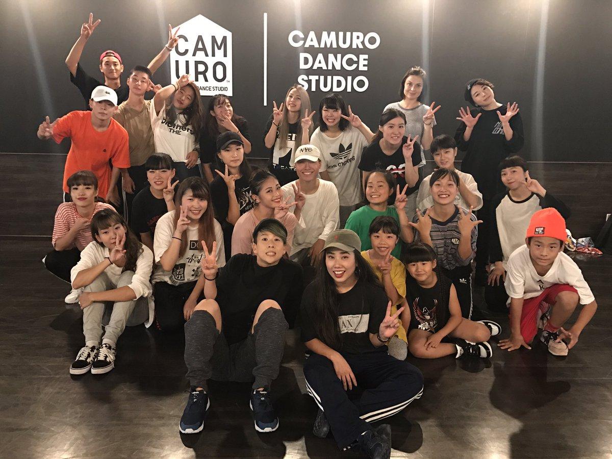「CAMURO DANCE STUDIO」の画像検索結果