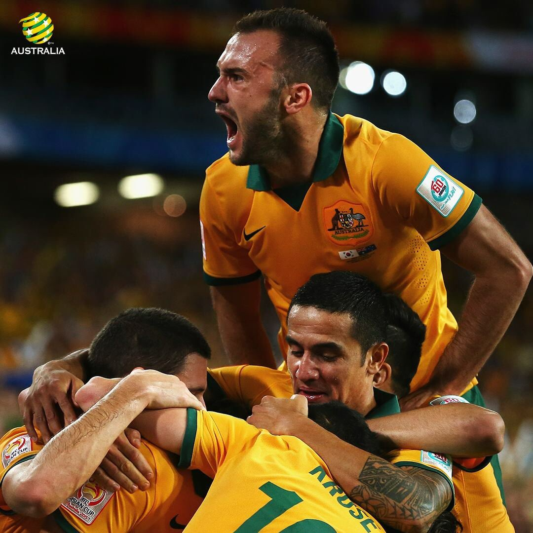 Caltex Socceroos on Twitter
