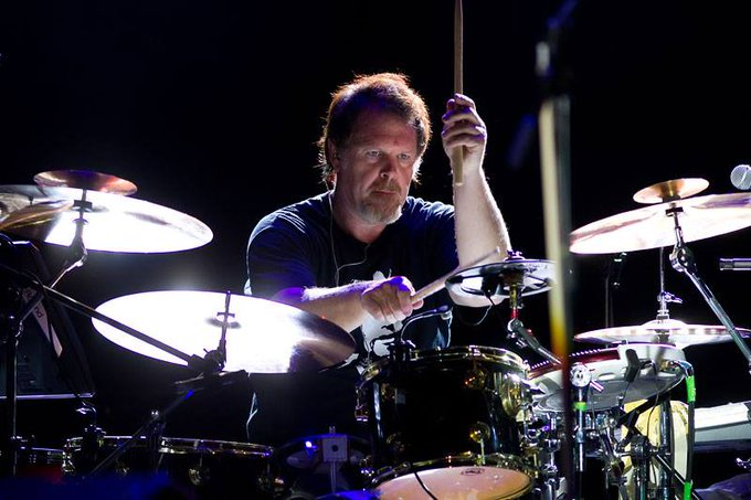 Happy Birthday Pat Mastelotto!