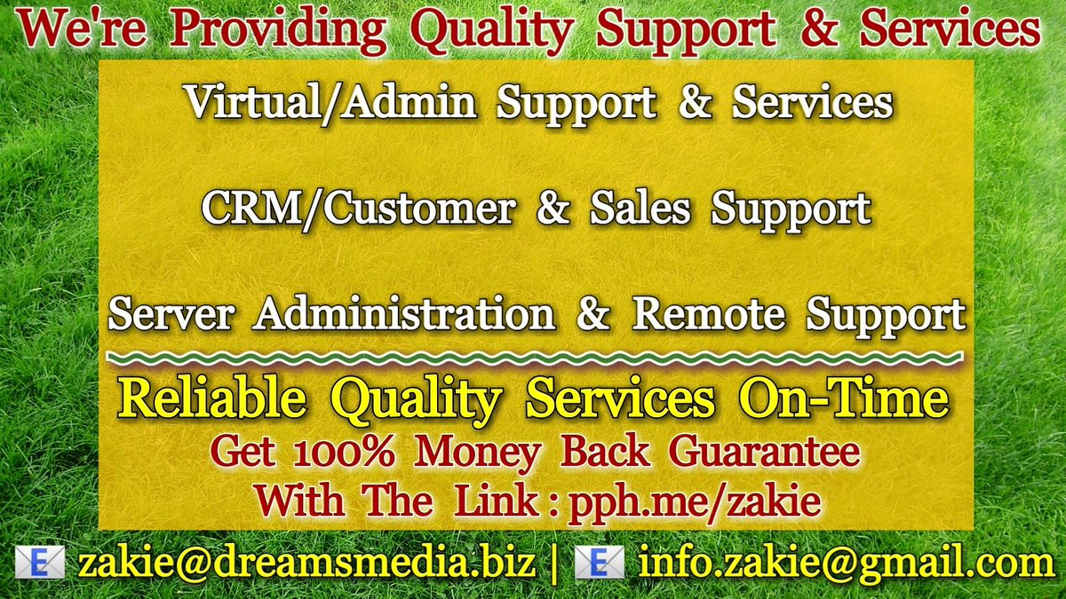 support services online