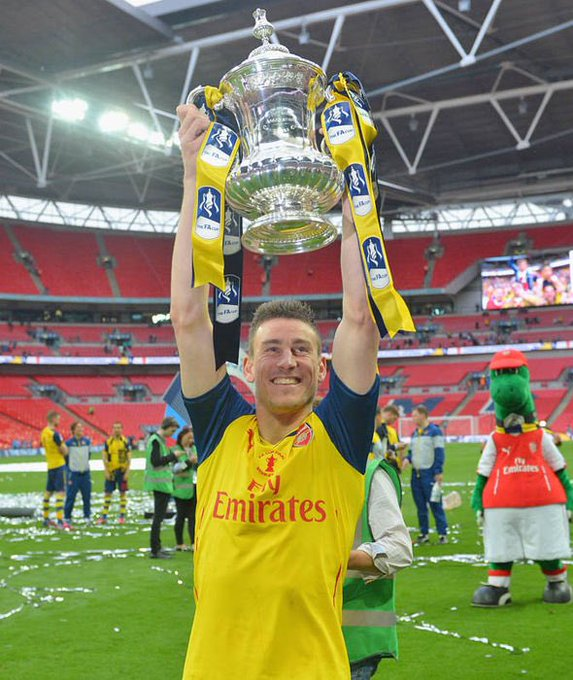 Happy 32nd birthday to Laurent Koscielny !!!