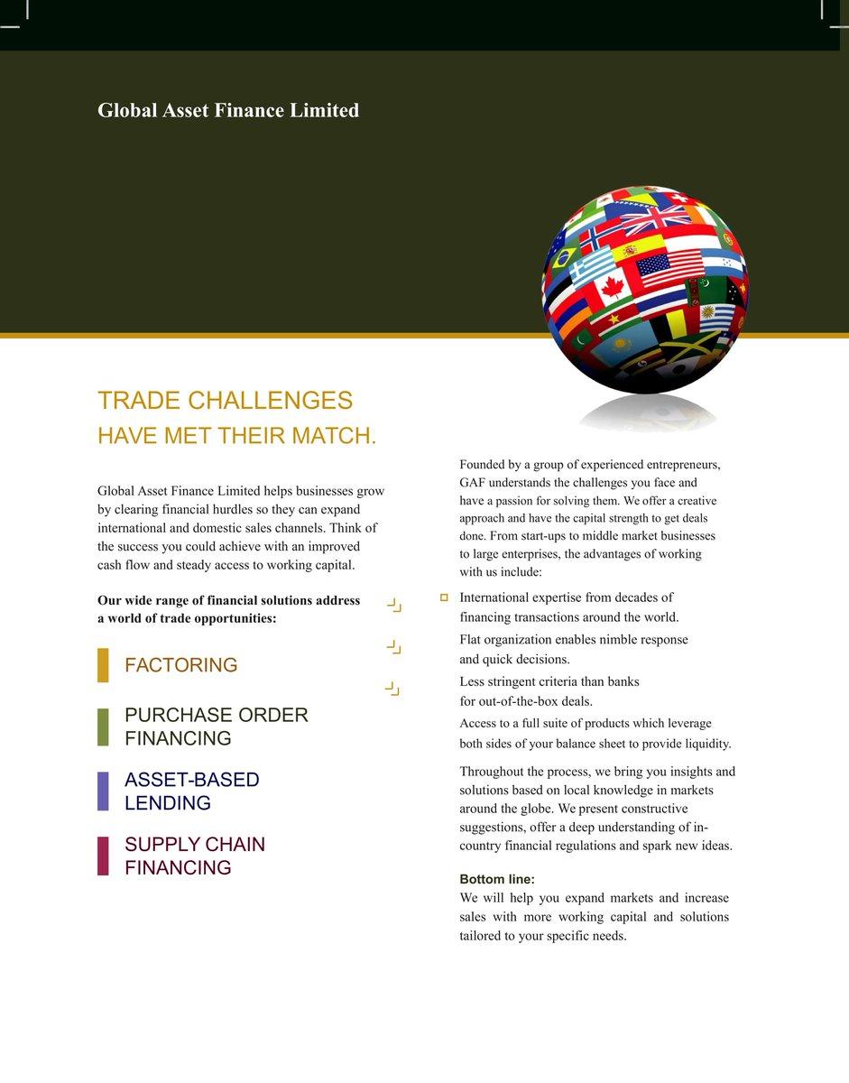 @GlobalAFinance trusted provider of #short #term #bridging #finance #loans #residential #commercial #properties https://t.co/TBJYHVuE9V