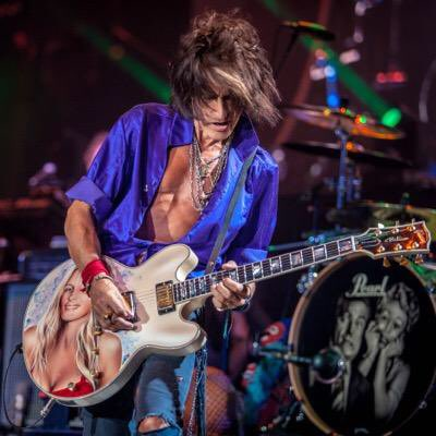 Also Happy Birthday to Joe Perry from Aerosmith, born Sep 10th 1950