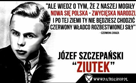 Ann On Twitter 1091944 Poległ Józef Szczepański Ziutek