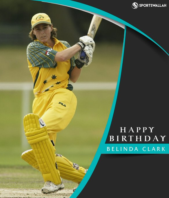 . legend Belinda Clark turns 47 today. Happy Birthday!