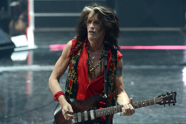 Happy birthday to Joe Perry! Let\s turn these key riffs up in celebration: