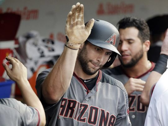 Raise your hand if it\s your birthday! Happy Birthday to Paul Goldschmidt!!
