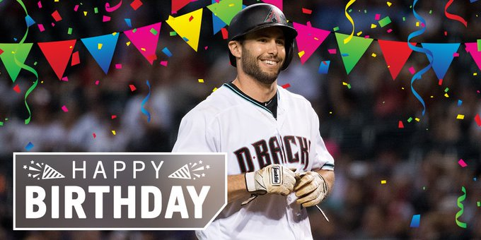 Happy 30th Birthday to the one and only Paul Goldschmidt!
