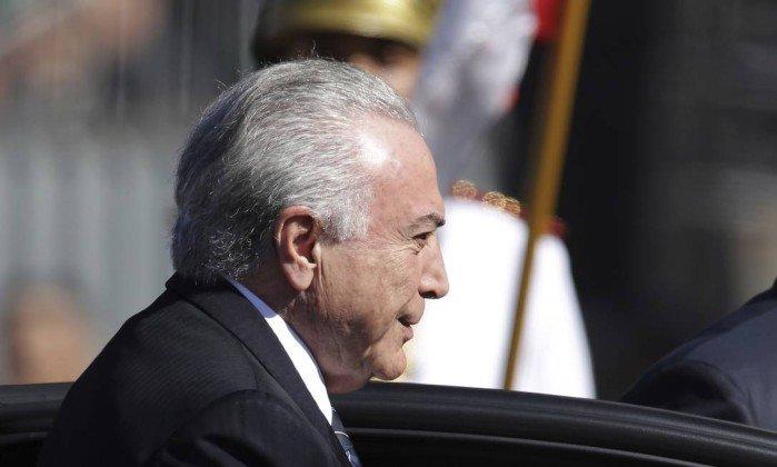 Em delação, Funaro diz que Temer recebeu propina de R$ 20 milhões de dono da Gol https://t.co/94zKbekDoy