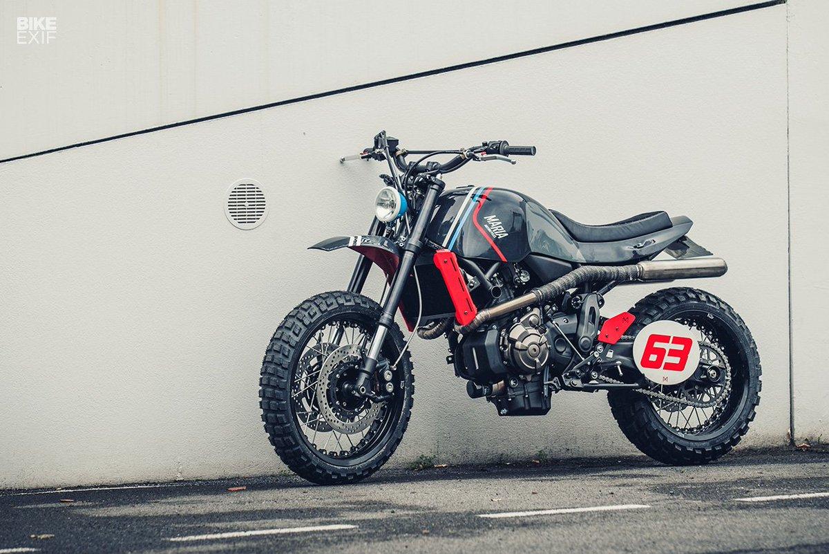 BikeEXIF Tco Hf4qqWXHq2 Yamaha Xsr700 Scrambler Offroad BeI9rzuQOU