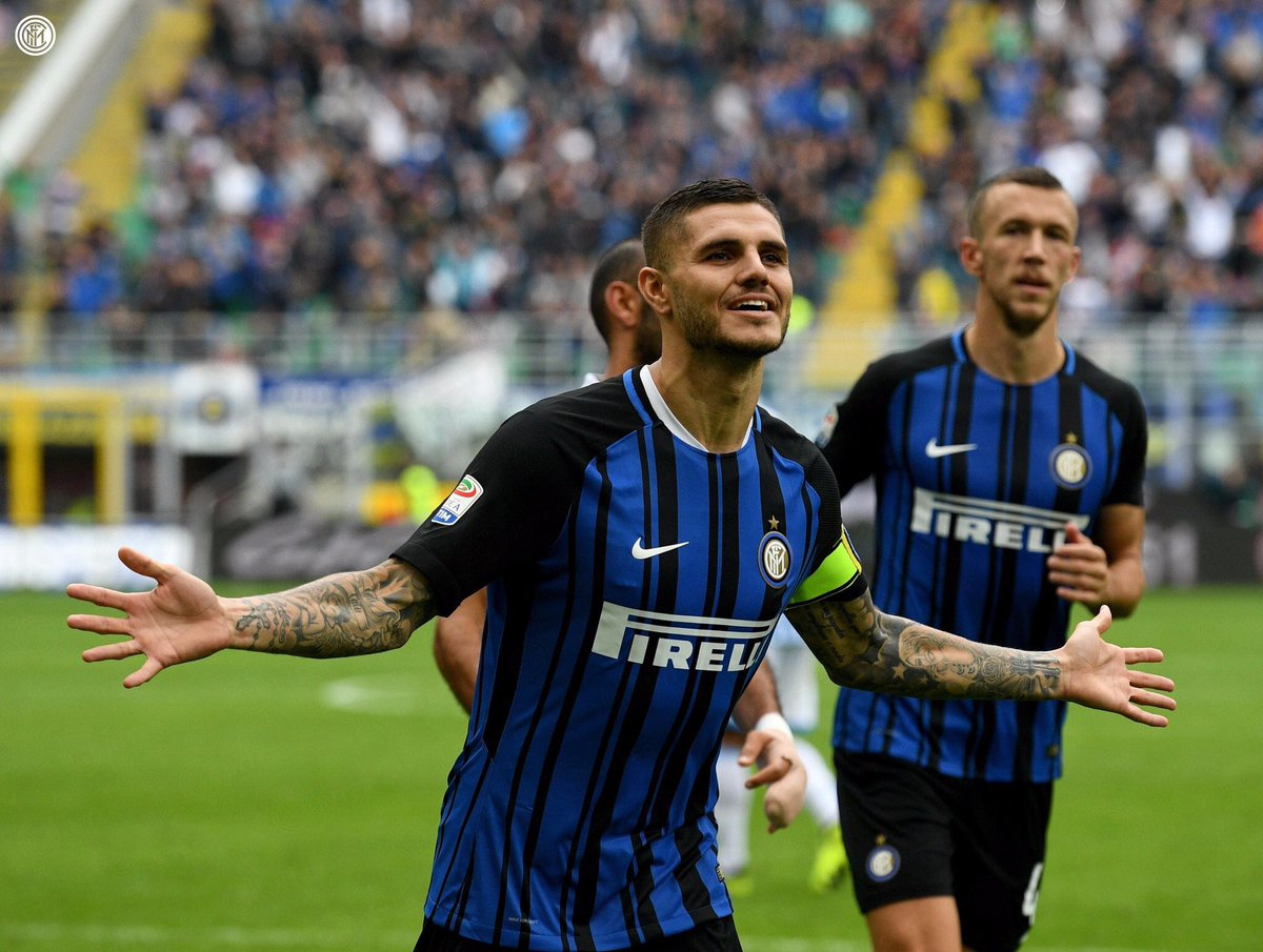Inter in vetta alla classifica con la Juventus: 2-0 alla Spal, Icardi e splendido gol di Perisic