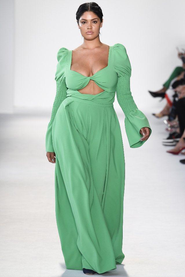 For fashion models