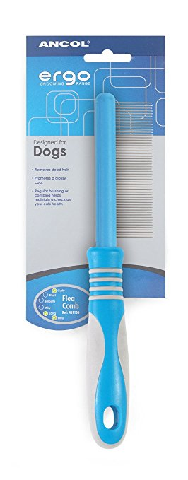 #offerte #dogalize  Ancol Ergo Dog Flea Comb  http:// dlvr.it/Pm2mGz  &nbsp;   #dogs #petshop <br>http://pic.twitter.com/VyWrz0UzRu