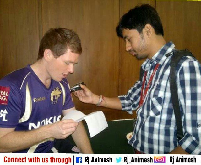 Happy Birthday Eoin Morgan . The English cricketer turns 31 today.