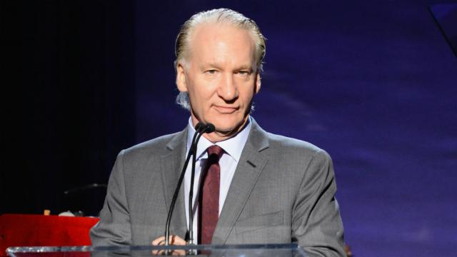 Maher: Unfair that people who believe in climate change have to bail out those who don't https://t.co/D1uBFvSbNN https://t.co/XlmPVvZkXd