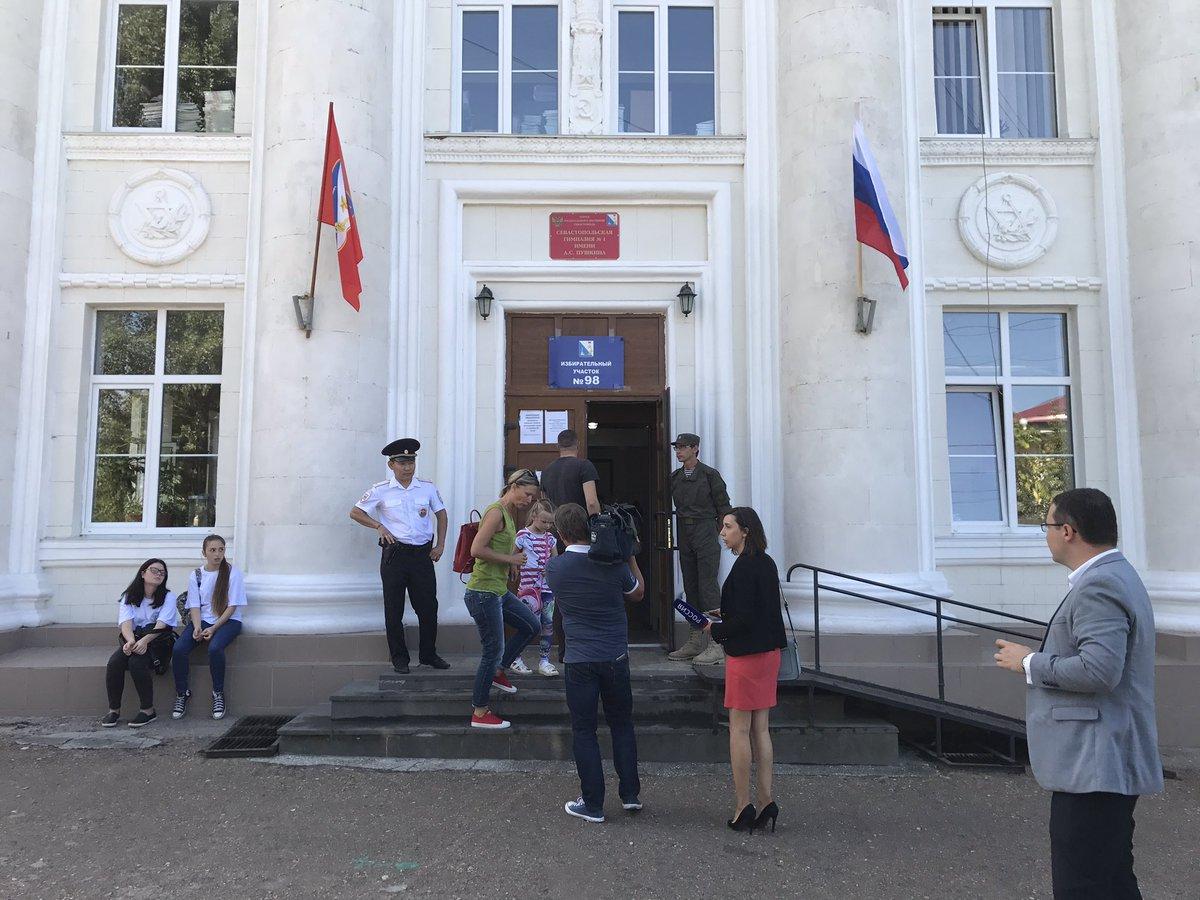Bureaux de vote Élection pour les jeunes