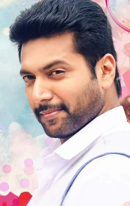 Thani oruvan jayam Ravi Happy birthday bro