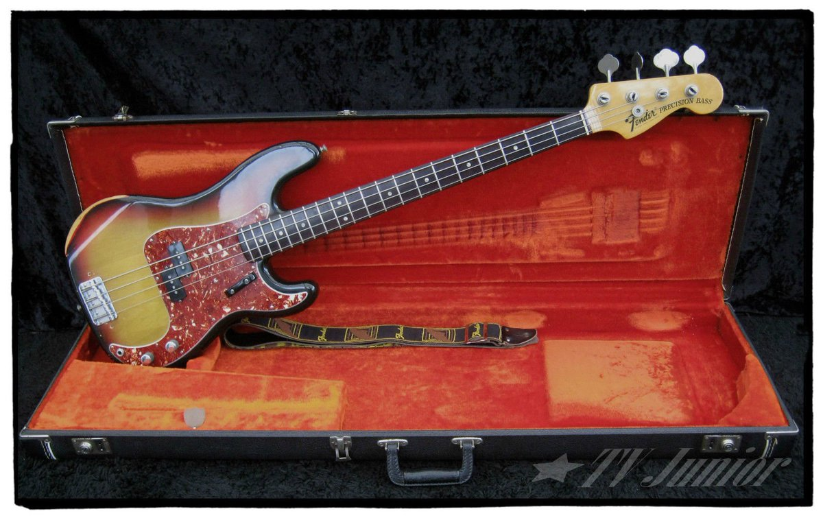 Precision bass serial numbers