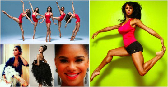 Happy Birthday to Misty Copeland (born September 10, 1982)